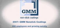 GMM Nonstick Coatings - Company History